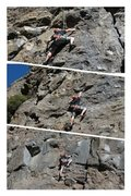 Rock Climbing Photo: Amazing climb on the warming wall. Perfect rating