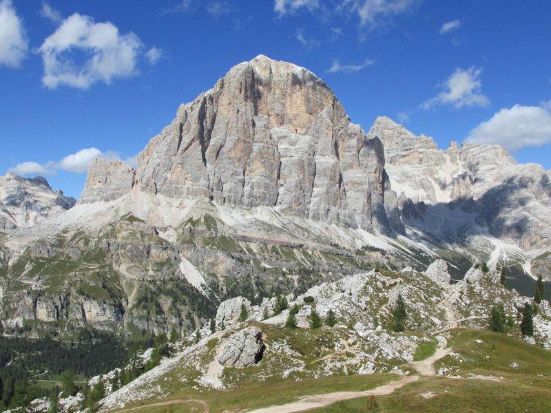 Rock Climbing Photo: Tofana.