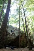 Rock Climbing Photo: Keith...