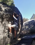 Rock Climbing Photo: Crimps