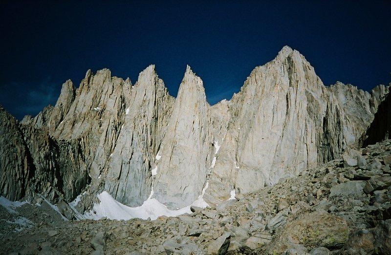 Rock Climbing Photo: The East Face