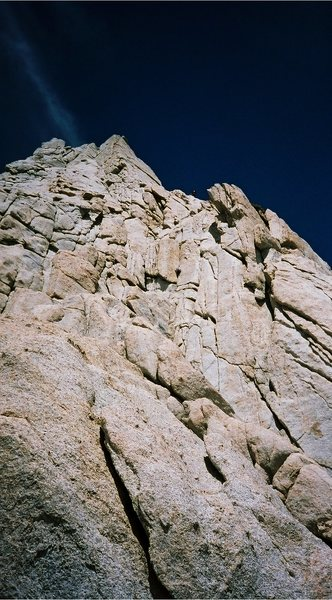 Rock Climbing Photo: East Buttress