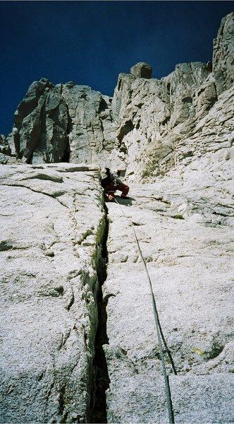 Rock Climbing Photo: washboard
