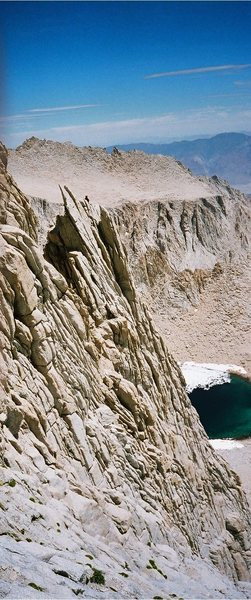 Rock Climbing Photo: east buttress