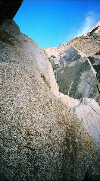 Rock Climbing Photo: grand staircase