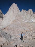 Rock Climbing Photo: debra