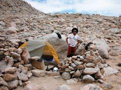 Rock Climbing Photo: Clint