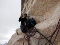 Rock Climbing Photo: call me