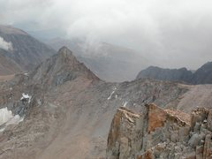 Rock Climbing Photo: view SE from the summit