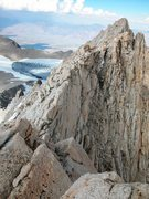Rock Climbing Photo: East Ridge Russell, 14,096.