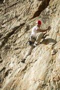 Rock Climbing Photo: Climbing Big Cottonwood Canyon