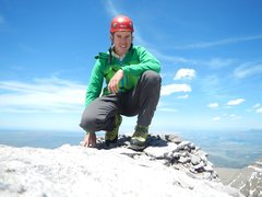 Rock Climbing Photo: Cirque Peak, San Juans