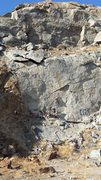 Rock Climbing Photo: FF