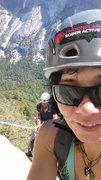 Rock Climbing Photo: Bailing