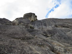 Rock Climbing Photo: There's the second pitch.