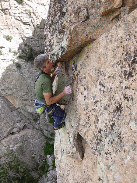 Steve Brown on Pitch 3