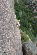 Rock Climbing Photo: Sinbad  5.6, 4 bolts.