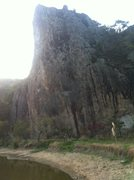 Rock Climbing Photo: Halmae