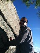 Rock Climbing Photo: rattlesnake
