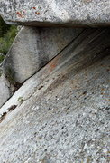 Rock Climbing Photo: Roof