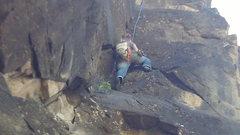 Rock Climbing Photo: Laurie Allard