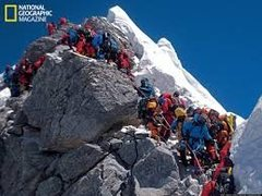 Everest Crowding
