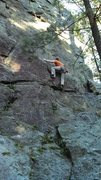 Rock Climbing Photo: Curse of the Drill
