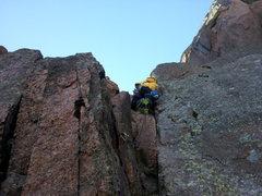 Rock Climbing Photo: Mixed.