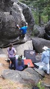 Rock Climbing Photo: The Physical