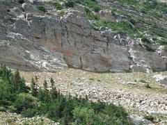 Rock Climbing Photo: ERM Wall