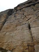 Rock Climbing Photo: Eric Robinson Route