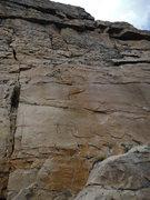 Rock Climbing Photo: The Highline