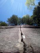 Rock Climbing Photo: Deux Etoile
