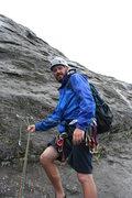 Rock Climbing Photo: stone depot