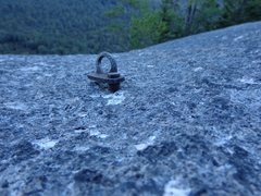 Rock Climbing Photo: history lesson