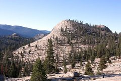 Rock Climbing Photo: Dome with a View, Courtright Reservoir