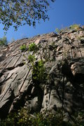 "Rock Climbing Photo: Jesse on what we called, ""The Ledge of Doom!&..."