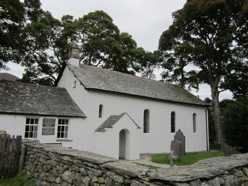 Newlands old Church