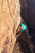 Rock Climbing Photo: John on Triton tower Arête!