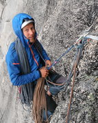Rock Climbing Photo: in the Bugaboos