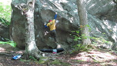 Rock Climbing Photo: I never get sick of this route!