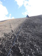 Rock Climbing Photo: Bachar-Yerian pitch two