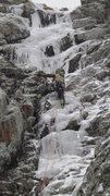 Rock Climbing Photo: 2nd pitch of Yukon Jack.