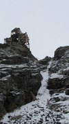 Rock Climbing Photo: Goldschlager, M1-2, 120ft.
