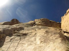 Rock Climbing Photo: view from the bottom