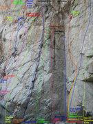 Rock Climbing Photo: tier topo
