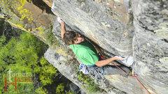 Rock Climbing Photo: Photo: T.Hastie