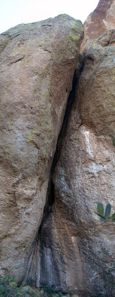 Rock Climbing Photo: Depth charge