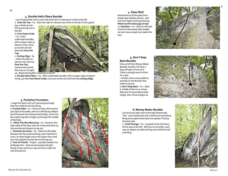 Morgan Run Guide Page 5