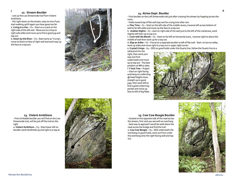 Morgan Run Guide Page 8